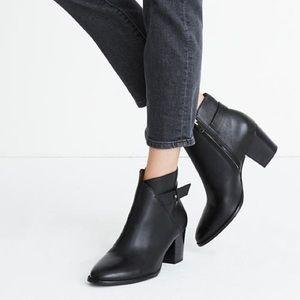 NWT Madewell booties